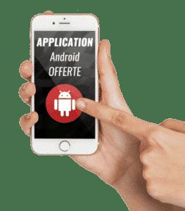 Application Android gratuite avec WebAudit