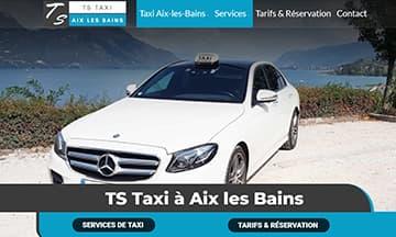 Réserver votre Taxi à Aix-les-Bains en Savoie