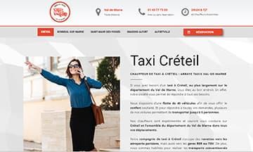 Contacter une compagnie de Taxi à Créteil