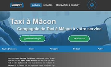 Centrale de Taxi à Mâcon