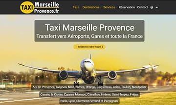 Compagnie de Taxi à l'Aéroport de Marseille-Provence
