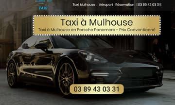 Taxi Mulhouse à votre service