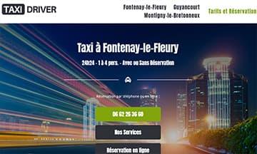Réserver et contacter votre Taxi à Guyancourt