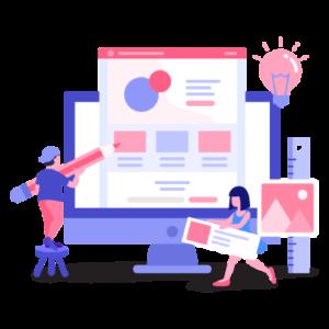 Creation site internet professionnel avec Webaudit