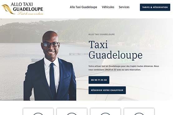 Compagnie de Taxi officiel en Guadeloupe