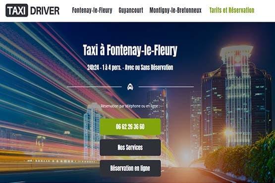 Compagnie de Taxi à Fontenay-le-Fleury Guyancourt Montigny-le-Bretonneux