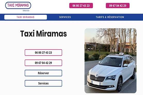 Compagnie de Taxi conventionné à Miramas