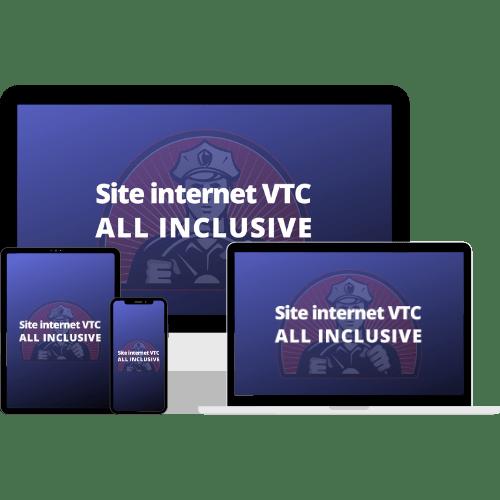 Site internet VTC All inclusive