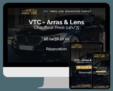 VTC Arras et Douais partenaire Webaudit
